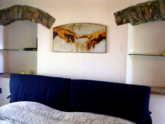 La Rocca, a self catering villa to rent in Tuscany